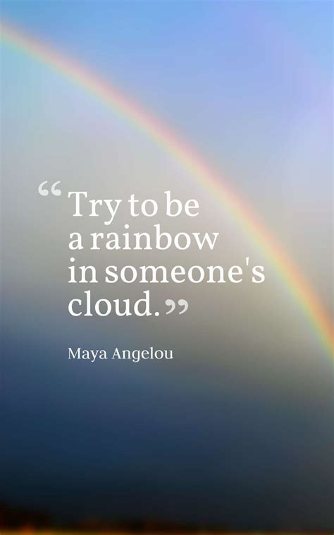 30 Beautiful Rainbow Quotes and Sayings