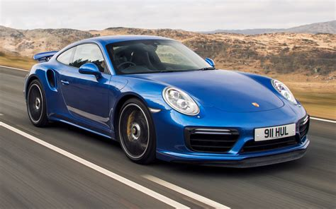 2016 Porsche 911 Turbo S (UK) - Wallpapers and HD Images