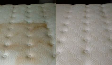 How to remove urine stains from your mattress
