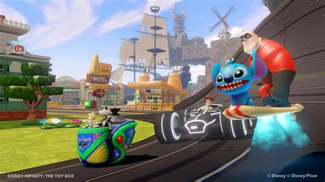 Disney Infinity (PS3 / PlayStation 3) Game Profile   News
