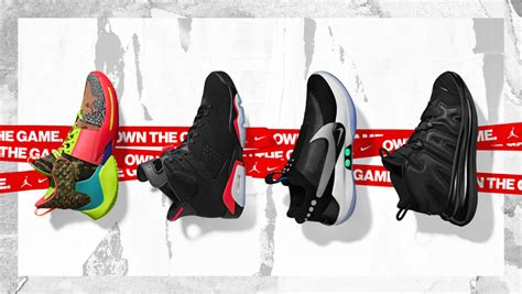Nike and Jordan Brand Officially Unveil 2019 NBA All-Star