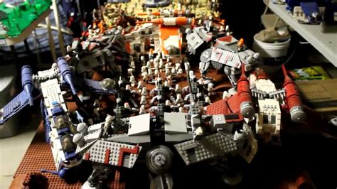 Second Battle of Geonosis Moc Series: (Moc #2) Securing