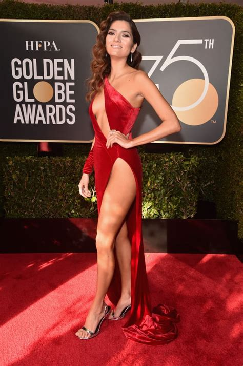 Blanca Blanco: Slammed For Revealing RED Dress at the