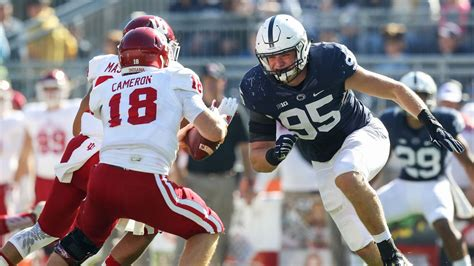 Carl Nassib Named the 2015 Big Ten Defensive Player of the