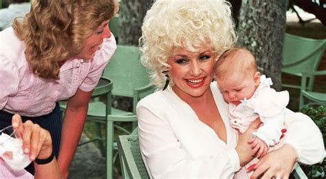Dolly Reveals She Once Found A Baby In Her Driveway