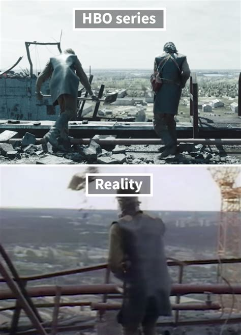 20 Pics From HBO's Chernobyl Compared To Their Real-Life