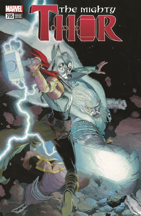 Marvel marks The Death of the Mighty Thor with Thor