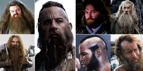 Judge Vin Diesel's New Facial Hair Against Six Other Epic