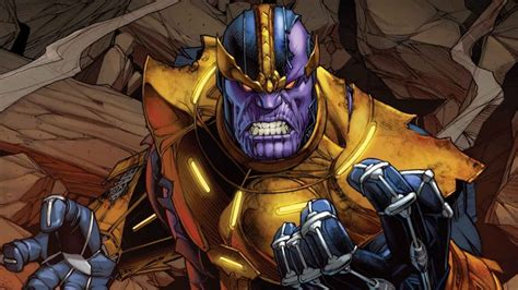 Characters that have destroyed Thanos