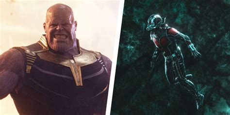 21 Memes of Ant-Man Crawling Up Thanos' Butt in 'Avengers