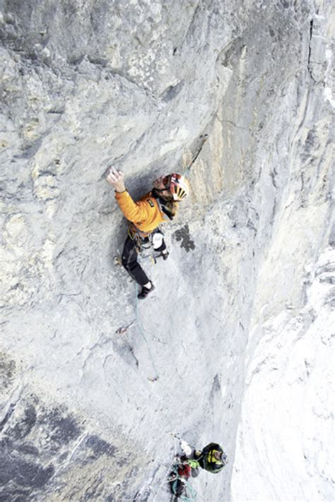The Eiger Free and Solo - Climbing Magazine