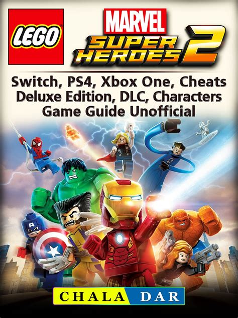Lego Marvel Super Heroes 2, Switch, PS4, Xbox One, Cheats