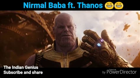 30 Hilarious Thanos Memes That People Only From India Will