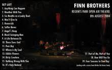 Finn Brothers Tour Announcements 2020 & 2021
