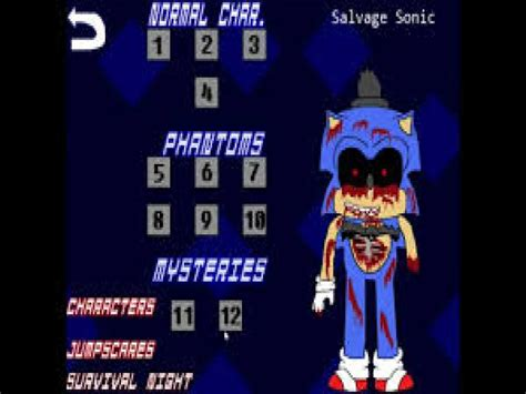 Five Nights at Sonic's 3 - Play Fnaf On Gamejolt