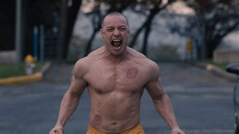 'Glass': How James McAvoy got into Beast mode for a