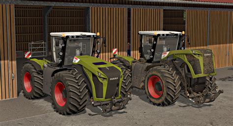 Claas Xerion 4000-5000 (3rd generation) V 4