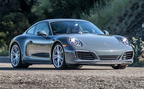 2017 Porsche 911 Carrera S (US) - Wallpapers and HD Images