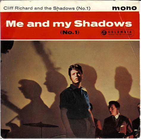 Cliff Richard And The Shadows* - Me And My Shadows (No