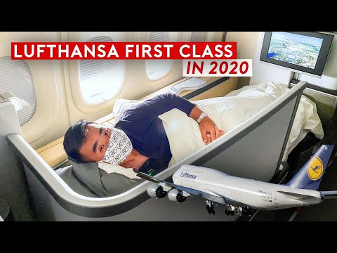 Boeing 747 8i Lufthansa – Modern Airliners