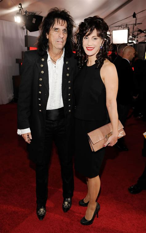 Alice Cooper and Sheryl Cooper Photos Photos - 52nd Annual