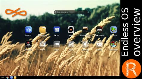 Endless OS overview | The operating system that comes with