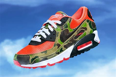 """Nike Air Max 90 """"Reverse Duck Camo"""": How & Where to Buy Today"""