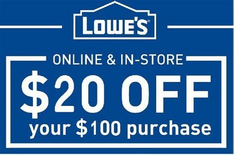 Getting Lowe's Coupons on eBay! – Smart Enough to DIY