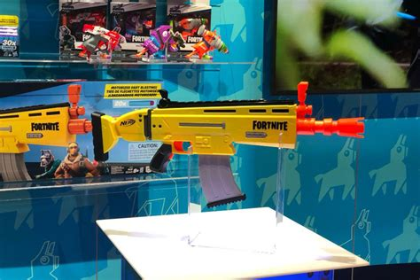 NERF Fortnite Blasters, Super Soakers Available For Pre